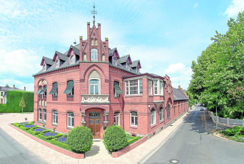 Gründerzeitvilla von Schloss Vaux in Eltville