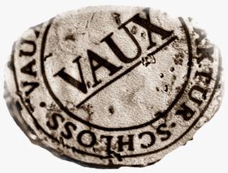 Schloss-VAUX-alter Verschluss
